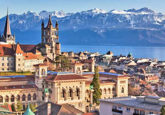 OPA Europe 2015 Lausanne Meeting